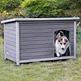 Aivituvin Dog House Heated Dog Kennel, Insulated Dog Houses Large Outdoor &...