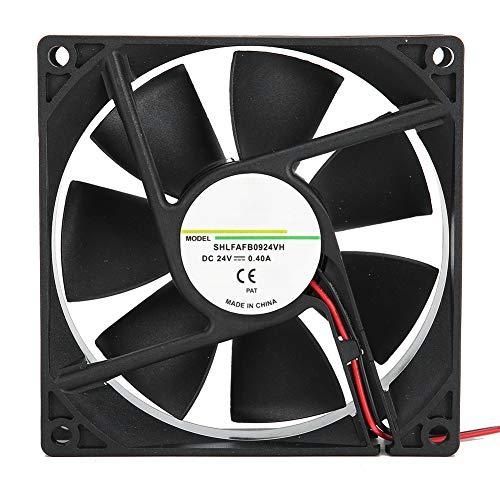 Ventilador Enfriador de Aire CPU Ventilador disipador de Calor 24 V 0,40 A 9 CM Sistemas de refrigeración para convertidor de frecuencia/inversor/máquina de Soldadura