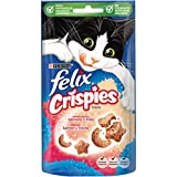 Purina Felix Party Mix Crispies Snacks, golosinas y chuches para gato...