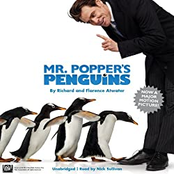 Mr. Poppers Penguins Audiobook