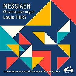 Messiaen-l'Uvre pour Orgue