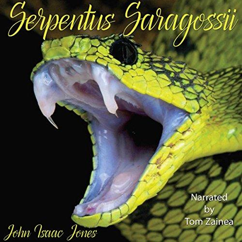 Serpentus Saragossii audiobook cover art
