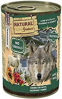 Natural Greatness Comida Húmeda para Perros de Cordero con