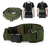 Cinturón Táctico Heavy Duty ajustable...