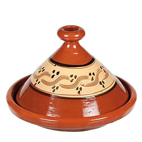 albena Marokko Galerie 20-109 Spita marokkanische Tajine glasiert (ø 28cm)