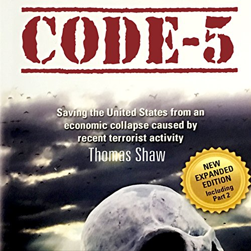 Code 5 audiobook cover art