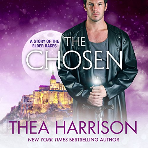 The Chosen audiobook cover art