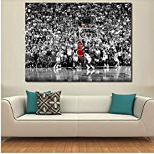 Wall Pictures for Living Room Michael Jordan Painting Canvas Art Posters and Prints Home Decor No Frame Oil Painting 20 * ...