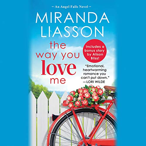 The Way You Love Me audiobook cover art