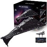 zhouxi Star Destroyer Bausteine, Sternenzerstörer Bausatz Modell Kit Kompatibel mit Lego Destroyer...