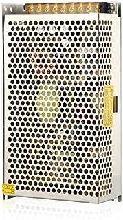GZCRDZ AC 100V-220V to DC 12V Universal Regulated Switching Power Supply for LED Strip Light, CCTV, Radio, Computer Projec...