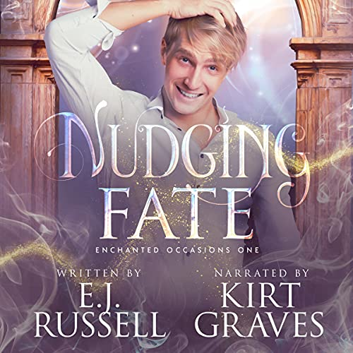Nudging Fate Audiobook By E.J. Russell cover art