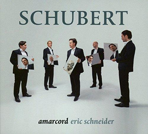 Franz Schubert - Lieder für Männerstimmen
