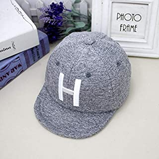 JJSPP Summer Baby Letter Cap Baby Kids Boy Adjustable Baseball Caps Boys Girl Hats (Color : C)