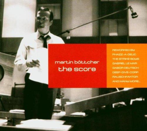 Martin Böttcher - The Score ('Der Fälscher von London')