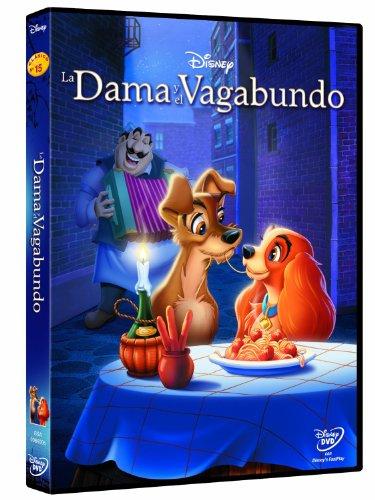 La Dama Y El Vagabundo (2014) DVD