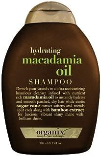Organix Hydrating Macadamia Oil Shampoo, 13 Ounce