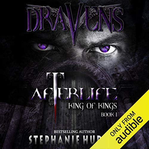 Draven's Afterlife audiobook cover art