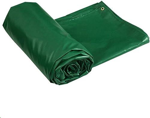 Auvent de jardin Armée verte bache imperméable légère plastique baches résistant à l'humidité UV résistant à la pluie auvent pour extérieur ramassage toit jardin pour couvrir jouets pour enfants Bache