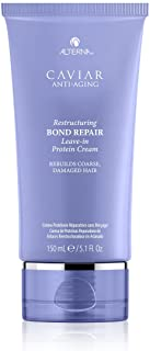 Alterna Caviar Anti-Aging Restructuring Bond Repair Leave-In Protein Cream, 150 ml