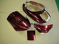 ジョグ 3KJ 外装 カウル セット 赤 ワインレッド 社外品