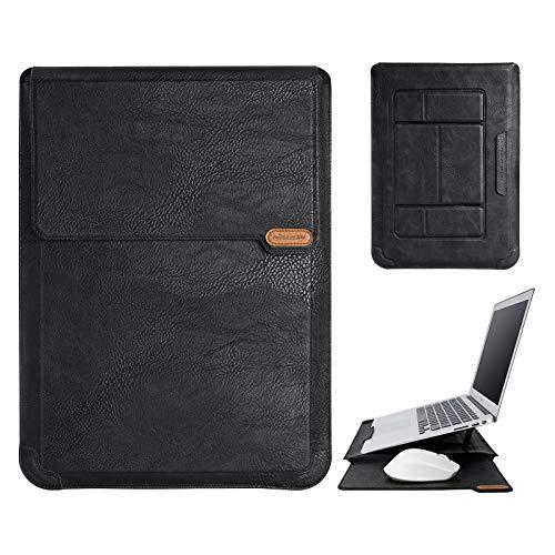 Nillkin Laptop Sleeve for Razer 15' 15.6 Inch Acer Aspire 5, for HP Notebook 2020 Dell 15.6 Asus VivoBook 15 for Lenovo Samsung Laptop Chromebook, Notebook Bag Case Snag-Free Velcro