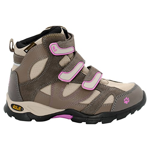 Jack Wolfskin Girls Volcano Mid Texapore VC