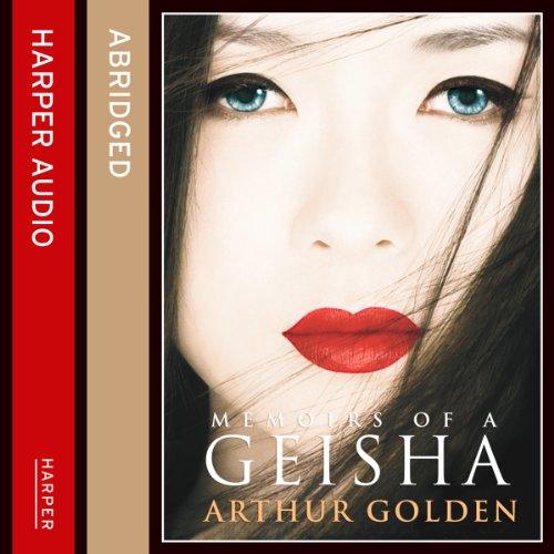 Memoirs of a Geisha cover art