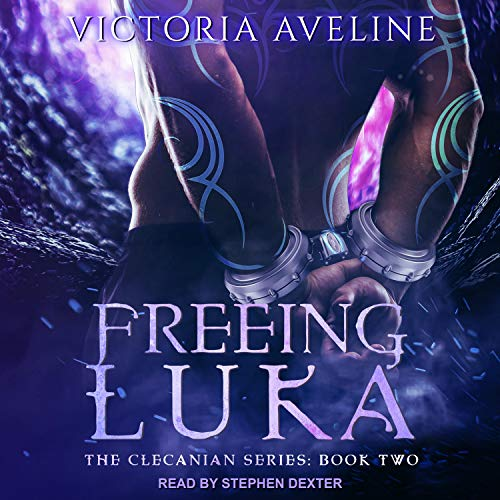 Freeing Luka Audiobook By Victoria Aveline cover art