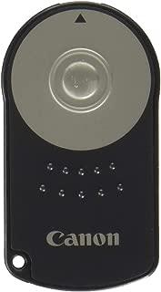 Canon 4524B001AA Remote Control (Black)