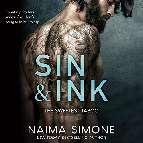 Sin and Ink audiobook cover art
