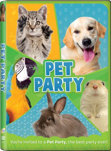 Animal Atlas: Pet Party [Reino Unido] [DVD]