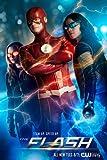 The Flash – Poster Plakat Drucken Bild Poster Print -