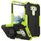 Coque ASUS Zenfone 3 ZE552KL 5.5' 360 degrés Protection Bumper+Film Verre Trempé 2...