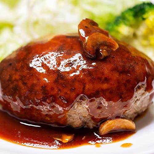 牛肉100% ハンバーグ(焦げ目付)150g×10パック 鶏屋だけど牛肉が好きで作った焼き鳥屋の牛肉100%本格派ハンバーグ【温めるだけ】【冷凍】【牛肉】【鳥益】