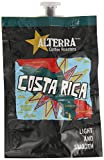 FLAVIA ALTERRA Coffee, Costa Rica, 20-Count Fresh Packs (Pack of 5)