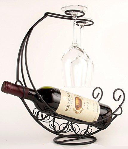 Anberotta(アンベロッタ)『アンティーク調海賊船ワインホルダー』