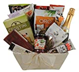 father's day gourmet gift basket, thank-you, congrats, birthday gift - truffles, olives, jam, nuts,