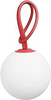 Fatboy Bolleke Indoor/Outdoor LED Lantern, Red