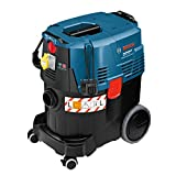 Bosch Professional GAS 35 L AFC - Aspirador seco/húmedo (1380 W, capacidad 35 l,...