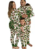 Lazy One Flapjacks, Matching Pajamas for The Dog, Baby & Kids, Teens, and Adults (No Peeking!, Medium)