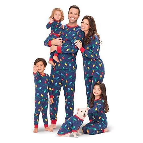 80441c697 Matching Christmas Pajamas for The Whole Family  Amazon.com