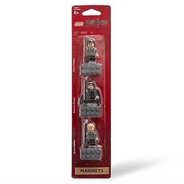 LEGO Harry Potter Magnet Set: Harry Potter, Severus Snape, Draco Malfoy