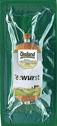 ÖKOLAND Bio Teewurst fein (6 x 100 gr)