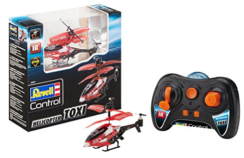 Revell Control 23841 Helrcopter Toxi Red