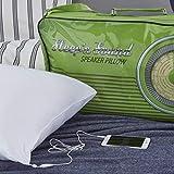 Sleep n Sound Pillow, White, 74 x 48cm
