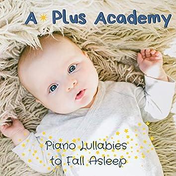 Piano Lullabies to Fall Asleep