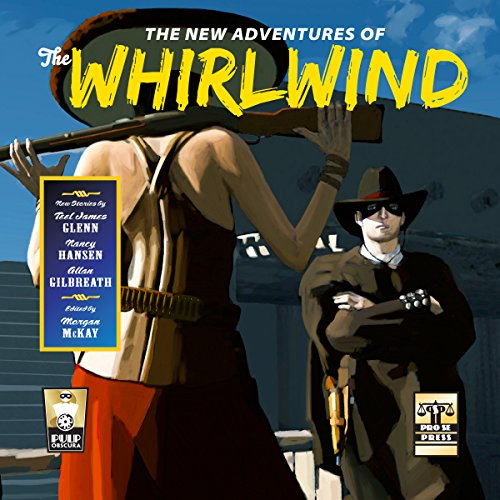 The New Adventures of the Whirlwind audiobook cover art