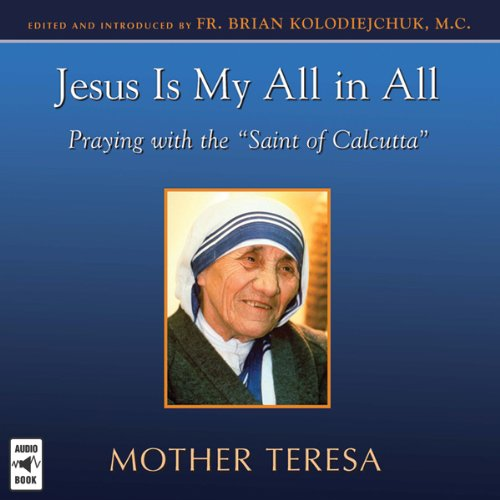 Jesus Is My All in All audiobook cover art