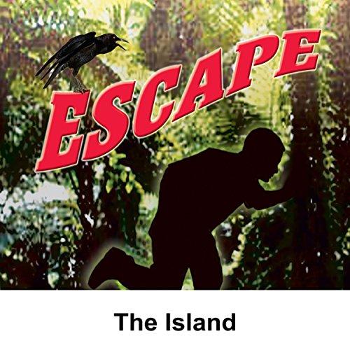 Escape: The Island audiobook cover art